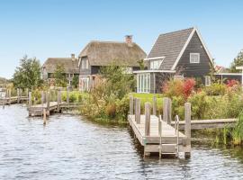 Holiday Home Bodelaeke-Grote Wiedenwoning, holiday home in Giethoorn