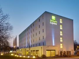 Holiday Inn Express Neunkirchen, an IHG Hotel, hotel Neunkirchenben