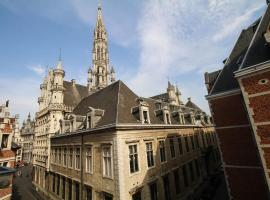 Grand Place Apartments 5, apartment in Brussels