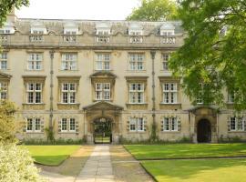 Christ's College Cambridge, hotel near Cambridge Train Station, Cambridge