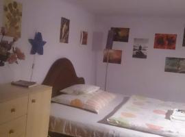 Panka-Lak, δωμάτιο σε οικογενειακή κατοικία στη Βουδαπέστη