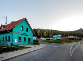 Čerti Apartmány, hotel poblíž významného místa Ještěd, Liberec