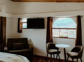 Atusparia Guest House Huaraz, hotel in Huaraz