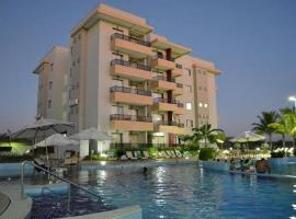 Marina Flat & Náutica, hotel near Náutico Praia Clube, Caldas Novas