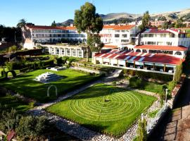 Taypikala Lago, hotel en Puno