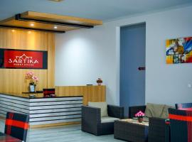Sartika Guest House, family hotel in Krui