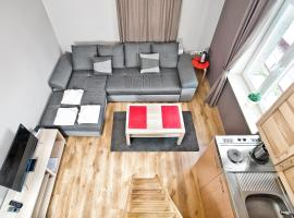 Smart Rooms for Rent, hotel in Krakow