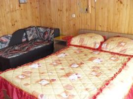Саламандра гостинний двір, готель у місті Яремче