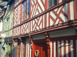 La Clé de Honfleur - La Batisse - Parking privé, apartment in Honfleur