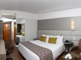 Bourbon Belo Horizonte Savassi, hotel in Belo Horizonte