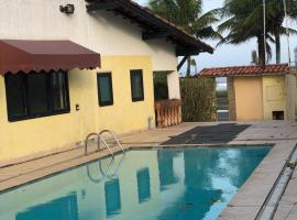 Hostel Sol e Mar, casa de hóspedes na Praia Grande