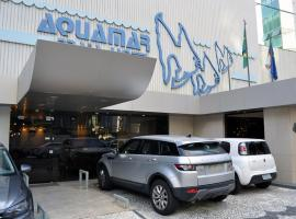 Aquamar Praia Hotel, hotel near Guararapes Shopping, Recife