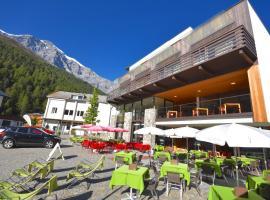 Bed & Breakfast Hotel Nives, hotel poblíž významného místa Golf Club Bormio, Solda