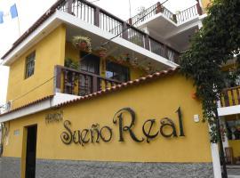 Hotel Sueño Real, hôtel à Panajachel