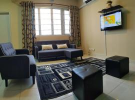DinDas Family Stay @ Labuan, family hotel in Labuan