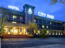 City Park Hotel, hotel in Ulan-Ude