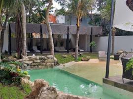 Suites and Art, hotel v destinácii Cancún