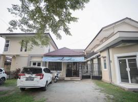RedDoorz near Bundaran Kecil Palangkaraya, pet-friendly hotel in Palangkaraya