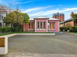 The Classic Villa, hotel in Christchurch