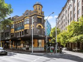 Hotel Harry, Ascend Hotel Collection, hotel en Sídney
