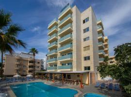 Kapetanios Limassol Hotel, отель в Лимассоле