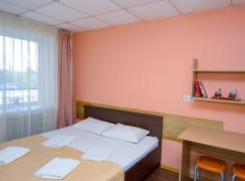 Podolski Parus, hotel in Kiev