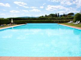 Hotel Villa Cappugi, hotel in Pistoia