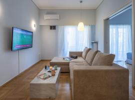 Thalia - Athens center apartment, hotel in Athens