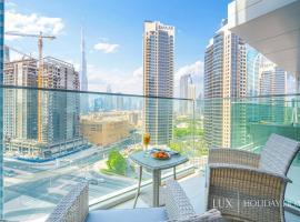 LUX - Marquise Square Studio Suite 1, hotel conveniente a Dubai