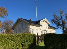Gjedsjø Gaard, hotell i nærheten av Tusenfryd fornøyelsespark på Ski