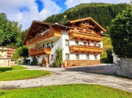 Alpen Appartements Lärchenhof, hotel in Lermoos