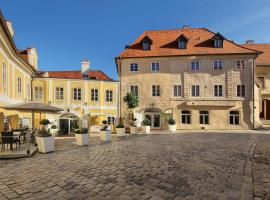 Bellevue Hotel Český Krumlov, hotel in Český Krumlov
