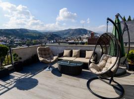 Avlabari Terrace, hotel in Tbilisi