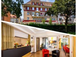 Hotel Jardin Bern, hotel near Kornhaus, Bern