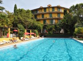 Hotel Palme & Suite, hotel in Garda