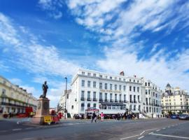 The Pier Hotel, hotel near Pevensey Castle, Eastbourne