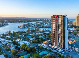 Ruby by Serain Residences, serviced apartment in Gold Coast