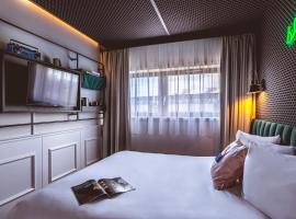 The ReMIX Hotel, hotel in Paris