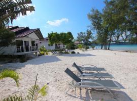 Sky Beach Resort, resort in Koh Rong Sanloem