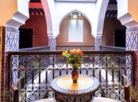 Hotel Azoul, hotel near Ouarzazate Airport - OZZ,