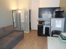 2 pieces en plein coeur de Marseille, accommodation in Marseille