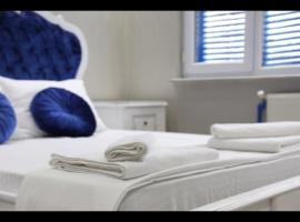 The Blue House, отель, где разрешено размещение с домашними животными в Стамбуле