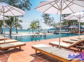 Scarlet Sails Resort, hotel in Koh Rong Island