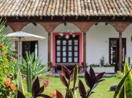 Hotel Casa Delina, hotel en Comitán de Domínguez