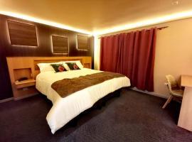 Hotel Mont Suite-Mte. Aguila, hotel en Cabrero