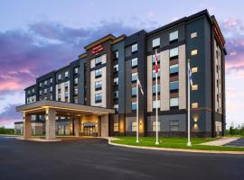 Hampton Inn & Suites Charlottetown, hotel in Charlottetown