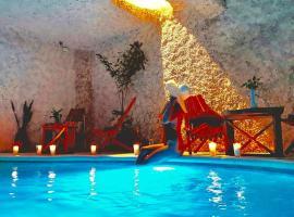 Mayan Majesty Boutique Hotel, отель в городе Вальядолид