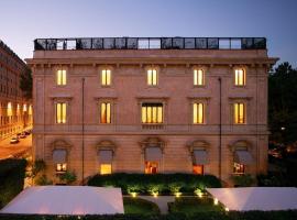 Villa Spalletti Trivelli - Small Luxury Hotels of the World, hotel near Trevi Fountain, Rome
