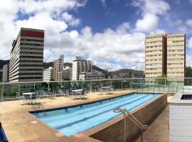 Bourbon Belo Horizonte Savassi, hotel em Belo Horizonte