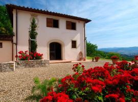 Casignano, hotel in Bagno a Ripoli